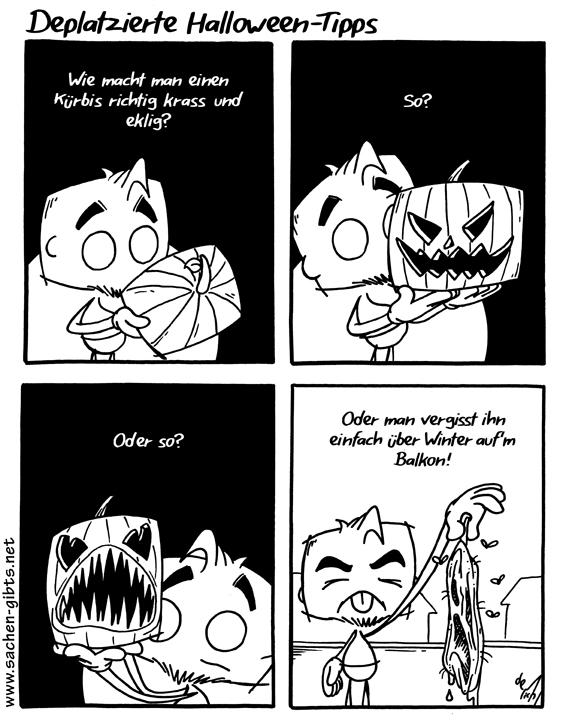 458_Deplatzierte Halloween-Tipps