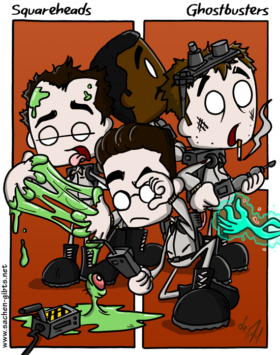 Squareheads_Ghostbusters