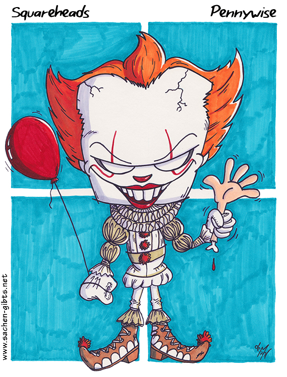 Squareheads_Pennywise