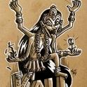 K wie Kali