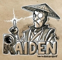 R wie Raiden