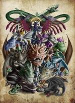 01_Mother of Dragons_Postkarte
